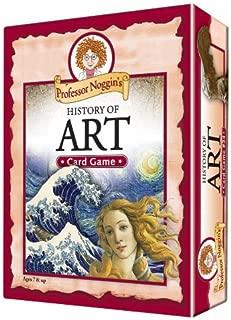 Professor Noggin's History of Art - A Educational Trivia Based Card Game For Kids