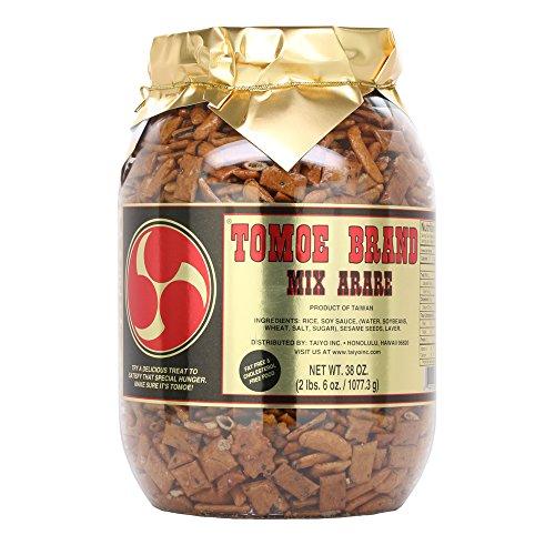 Hawaiian Mix Arare Crackers From Tomoe Brand