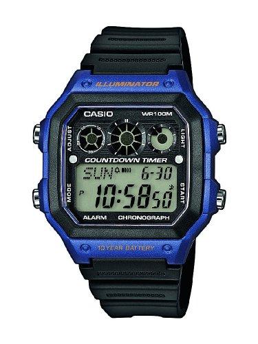 Casio Collection Herren Armbanduhr AE-1300WH-2AVEF