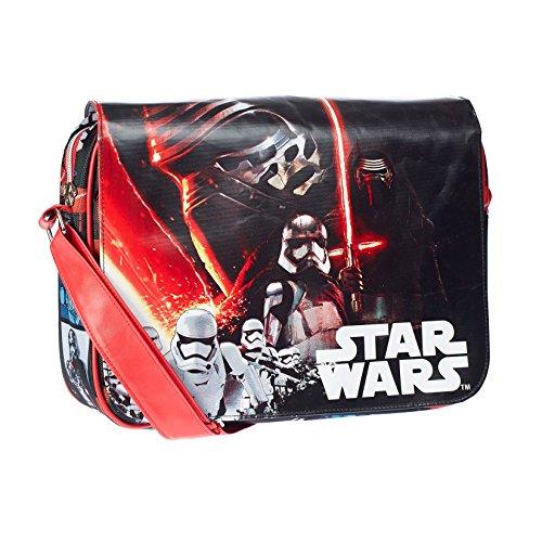 Star Wars Lightsaber-Sac à bandoulière avec Rabat Horizontal