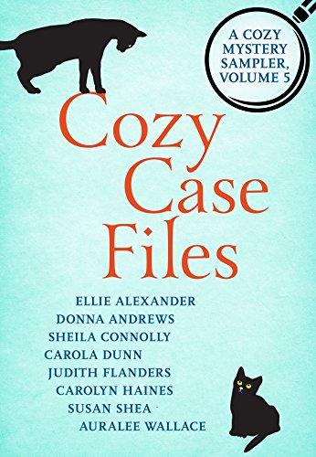 A Cozy Mystery Sampler, Volume 5