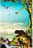 Rompecabezas 300/500/1000/1500 Piezas dinosaurio era de dibujos...