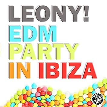 EDM Party in Ibiza