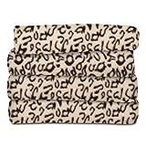 Sunbeam TSF8TP-R906-33A00 Electric Throw Blanket, Cheetah