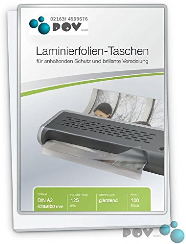POV® Laminierfolien A2 (426 x 600 mm), mm), mm), 2 x 125 mic, glänzend, Verpackungseinheit  100 Stück B00SH934LS | Deutschland München  33c652