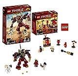 LEGO 70665 - 70680 Ninjago - Robot de samurái