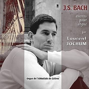 Johann Sebastian Bach: Œuvres pour orgue