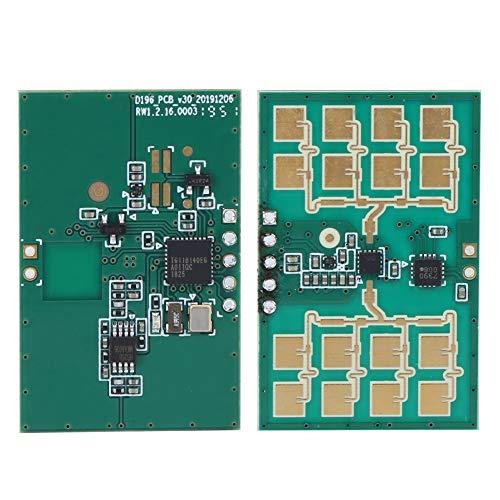 Worii Schalttafel, einfacher Stabiler 24-GHz-Radarsensor mit Zwei Modi, praktische Hochspannungsleitungen für den...