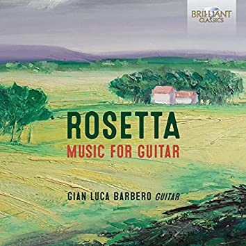 Rosetta: Music for Guitar