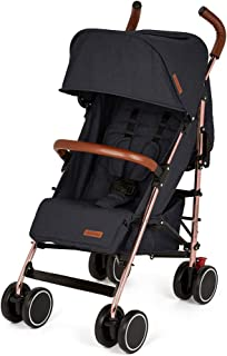 Ickle Bubba Discovery Pushchair, Lightweight Portable Stroller, from 6 Months to 4 Years, Includes UPF 50 Hood, Rain Cove...