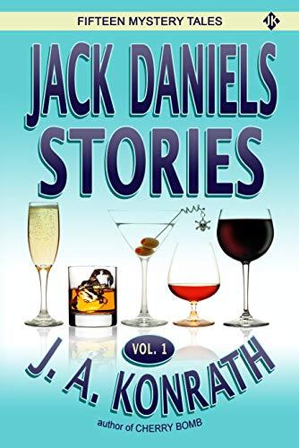 Jack Daniels Stories (Jack Daniels and Associates Mysteries Book 2) (English Edition)