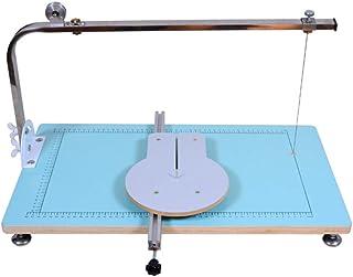 Cortador de alambre de espuma de acero inoxidable portátil, cortador de espuma de poliestireno de 72 W, máquina de corte d...