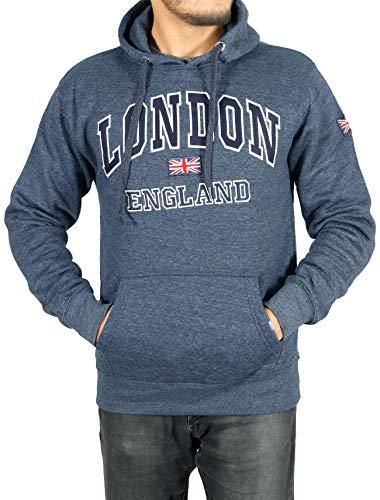 16Sixty London Souvenir - Sudaderas con capucha para...