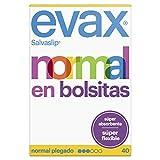 Evax Salvaslip Normal Protegeslips - 40 Unidades