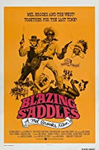 Blazing Saddles POSTER Movie (11 x 17 Inches - 28cm x 44cm) (1974) (Style E)
