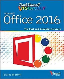 Teach Yourself VISUALLY Office 2016 (Teach Yourself VISUALLY (Tech))