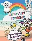 Libro para colorear para niños pequeños: Libro de actividades para niños, Libro de colorear de animales fantásticos para niños, niñas, niños pequeños, preescolares, niños de 3-8, 6-8
