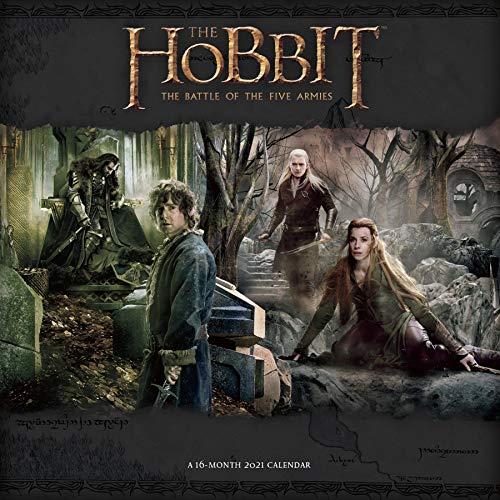 The Hobbit 2021 Calendarの詳細を見る