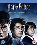 Harry Potter - Complete 8-Film Collection (2016 Edition) Blu-ray [UK-Import]