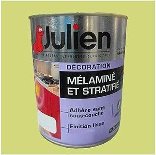 JULIEN PEINT.MELAMINE STRAT. 0.75L BRI. VERT