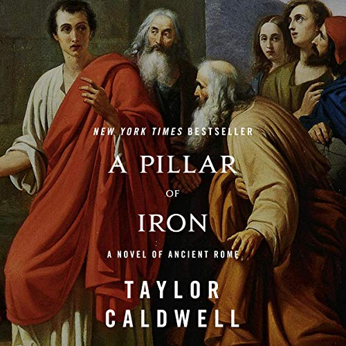 A Pillar of Iron cover art