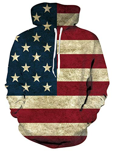 Men's 3D Pullover Hoodies Christmas Cat Tree Women Casual Holiday Party Sweatshirts Xmas Festival Leisure Club Green Hooded Hoodies Funny Hoody Jackets for Adults Junior Boys Girls S/M