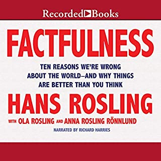 Factfulness cover art