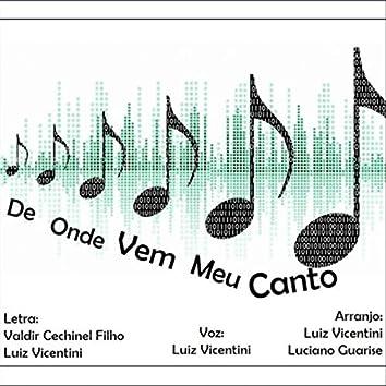 De Onde Vem Meu Canto (feat. Valdir Cechinel Filho)