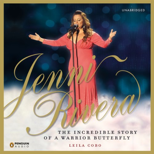 Jenni Rivera audiobook cover art