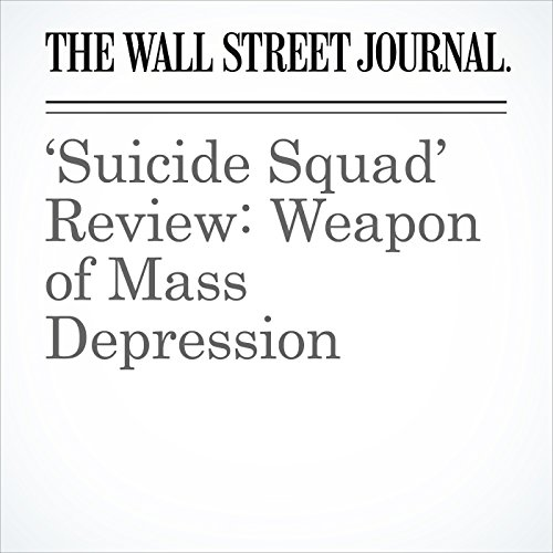 'Suicide Squad' Review: Weapon of Mass Depression audiobook cover art