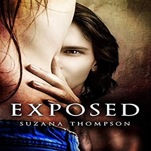 Exposed audiobook cover art
