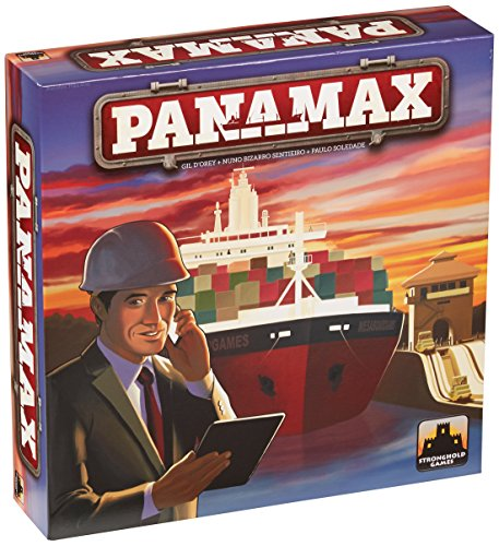 Stronghold Games STG08014 Brettspiel Panamax