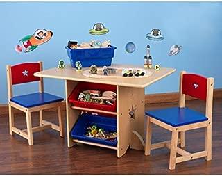 KidKraft Star Table and Chair Set ( Boys, Girls )