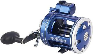 Naduew Carrete de Pesca Profundidad eléctrica, ACL30 Carrete de Pesca de Arrastre ACL50 12BB 3.8: 1 5.2: 1 Carrete de Pesca de mar de fundición
