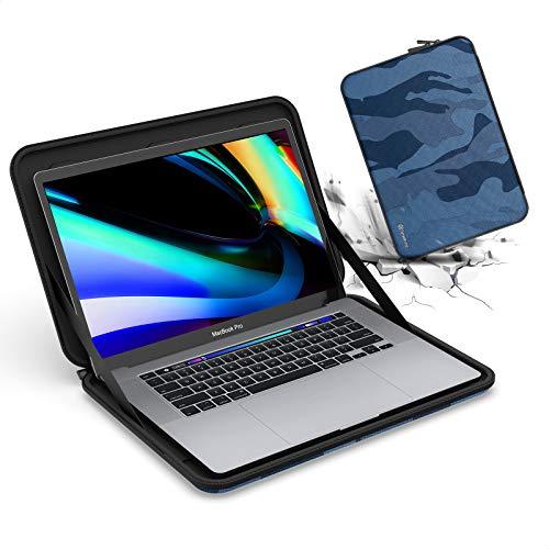 Smatree Macbook Pro 2019 Funda Rígida de 16 Pulgada, Estuche Rígido para Portátil para Razer Blade 15 de 15,6 Pulgada/ Acer Aspire 5 A515-55 de 15,6