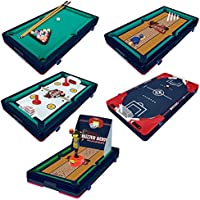 Franklin Sports 5 in 1 Sports Center Table Top