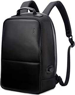 BOPAIAnti-Theft Business Backpack 15.6 InchFunctionalLaptop Backpack for Men