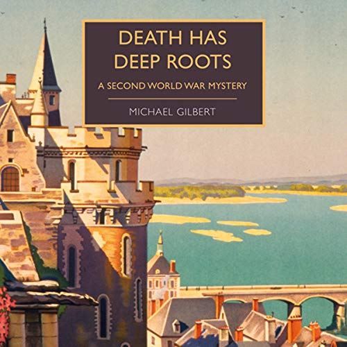 Death Has Deep Roots cover art