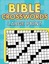 Bible Crosswords: Large Print