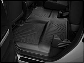 WeatherTech 444081-440939 Black Front & Rear Floor Mats for 14 Toyota Tundra