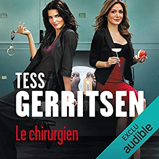 Le chirurgien     Rizzoli et Isles 1              By:                                                                                                                                 Tess Gerritsen                               Narrated by:                                                                                                                                 Pierre-François Garel                      Length: 11 hrs and 21 mins     Not rated yet     Overall 0.0