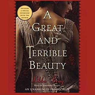 A Great and Terrible Beauty cover art