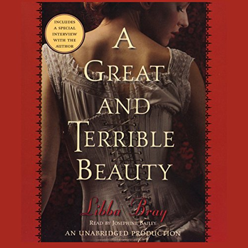 A Great and Terrible Beauty Titelbild