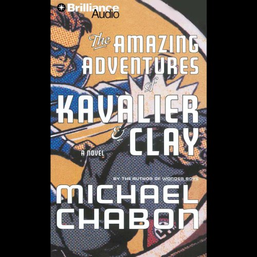Couverture de The Amazing Adventures of Kavalier & Clay
