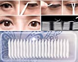 BONAMART 30 Pairs Of Adhesive Invisible Double Eye Eyelid Tape Sticker Cosmetic Makeup - SALE