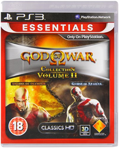 God of War Collection 2 Essentials (Playstation 3) [UK IMPORT]