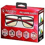 Subsonic - Raiden - Gafas Pro Gaming - Gafas Gamer Para Protección Contra La Luz Azul, PlayStation 5
