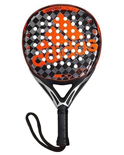 Adidas Padel Adipower CTRL 2.0, Carbono, Orange, Única
