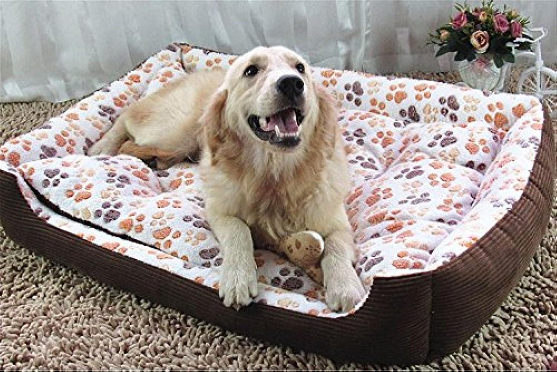 KAI Comfortable Dog Mat Dog Beds Cat Beds,B Xs5040cm