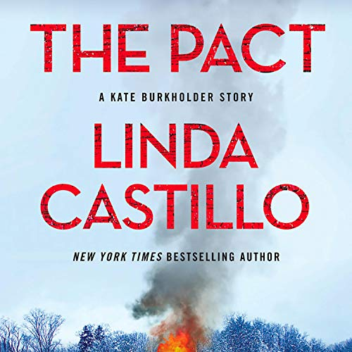 The Pact Audiobook By Linda Castillo cover art